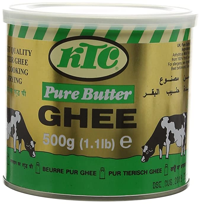 KTC Butter Ghee, 500 g
