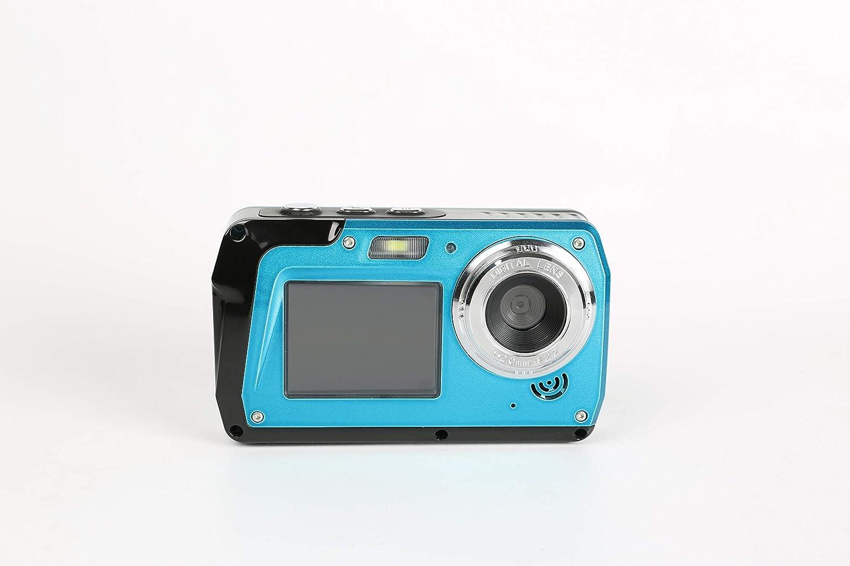 Camara Acuatica Sumergible Full HD 2.7K 48 MP 16X Zoom