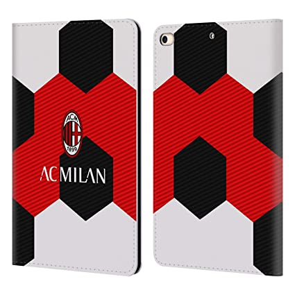 Amazon.com: Official AC Milan Ball 2018/19 Crest Leather ...