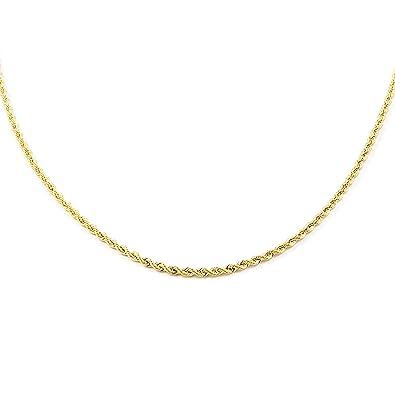 8c01c42f6a55 Cadena Oro Cordón salomonico (40 cm)  Amazon.es  Joyería