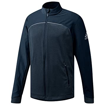 0310da04a032 Go-to Full zip jacket adidas Golf (Collegiate Navy Night Marine ...