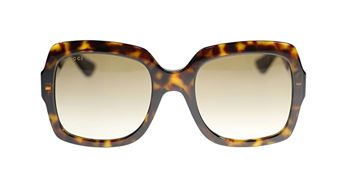 f764b580d04 Image Unavailable. Image not available for. Colour  Gucci Women Sunglasses  GG0036S 004 ...