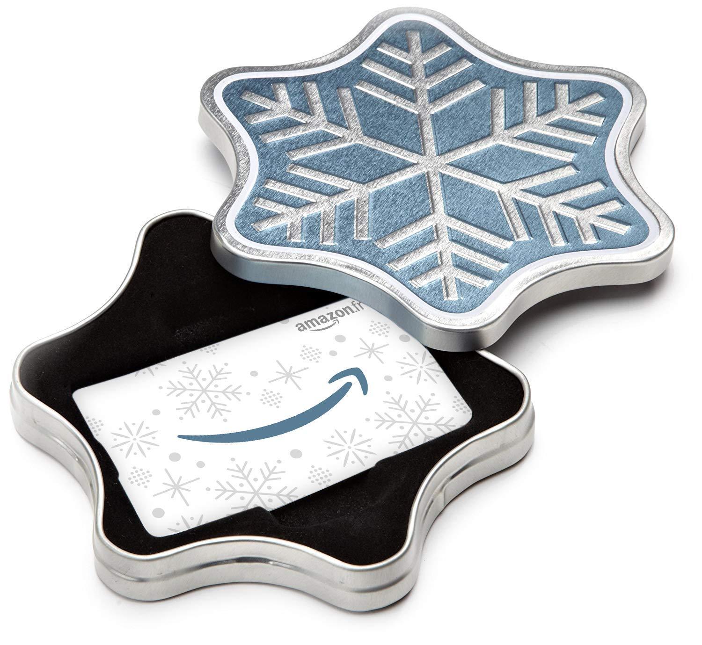 Carte cadeau Amazon.fr dans un coffret - Livraison gratuite en 1 jour ouvré Chèques-cadeaux Amazon.fr VariableDenomination