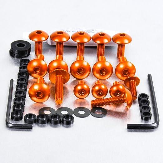 Aluminium Fairing Kit Kawasaki Z1000 Orange