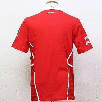 FERRARI F1 Hombre Vettel Ferrari Sponsor té 2017 – Camiseta, Hombre, Color Rojo, tamaño Extra-Large: Amazon.es: Ropa y accesorios