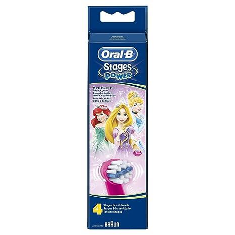 f8877e811b434c Oral-B Brossettes de Rechange pour Enfant x 3 avec Personnages Disney