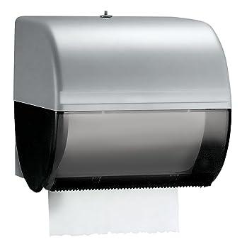 kimberly-clarke 9746 Toalla Dispensador de toalla de papel y paquete, Negro , 1