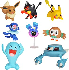 Pokemon Action Figure Mega Battle Pack - Comes with 2 ...Metaong Fitness