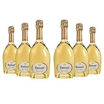 champagne ruinart livraison