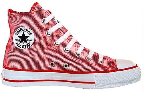 Converse - Zapatillas Altas de Lona Mujer 40 EU: Amazon.es: Zapatos y complementos