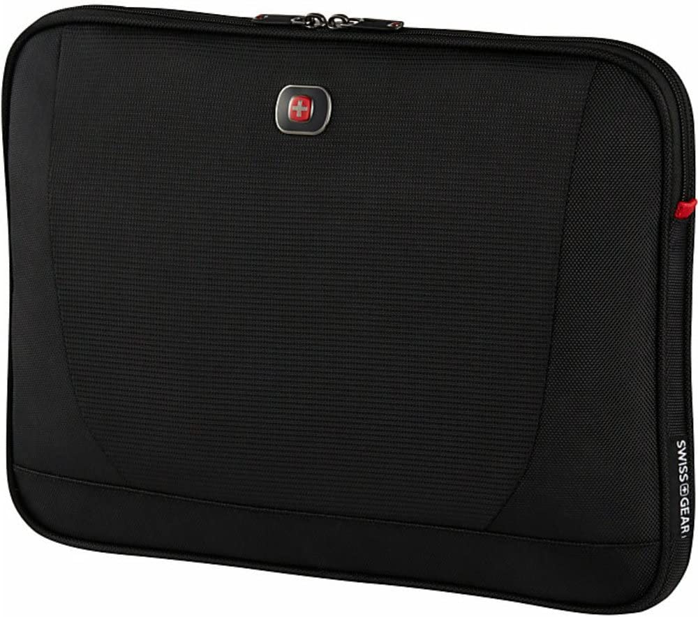 SwissGear Beta 16 Laptop Sleeve Slimcase Black
