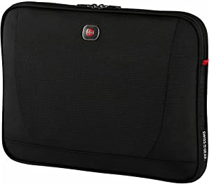 SwissGear Beta 16 Laptop Sleeve Slimcase Black
