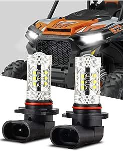 40 W faros LED super blanco bombillas para ATV quad Honda Foreman Rubicon 450 500