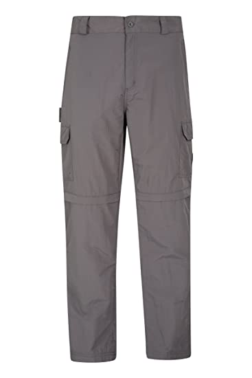 ad223b7d8be Mountain Warehouse Explore Convertible Mens Trousers - Fast Dry ...