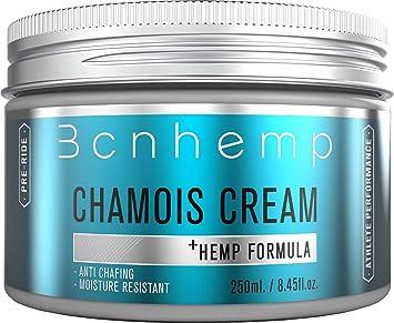 BCNHEMP Crema Badana Ciclismo 250ml - Antifriccion Antirozaduras ...