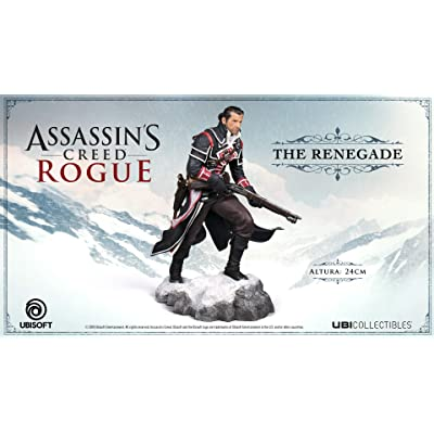 UbiCollectibles Assassin's Creed Rogue: The Renegade Figurine 24cm: Toys & Games [5Bkhe0801376]