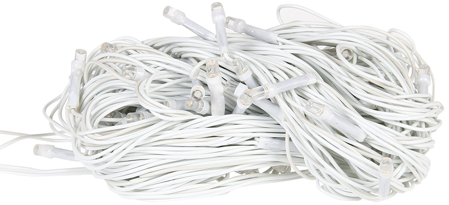 Lexton 13m LED String Light (White)