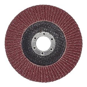 Discos SBS solapa 115 mm/Grano 120), color marrón