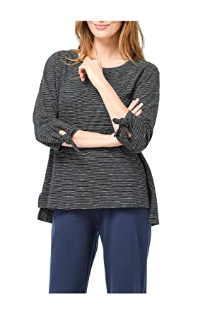 Habitat Clothes Tie Sleeve Boatneck At Amazon Women S Clothing Store