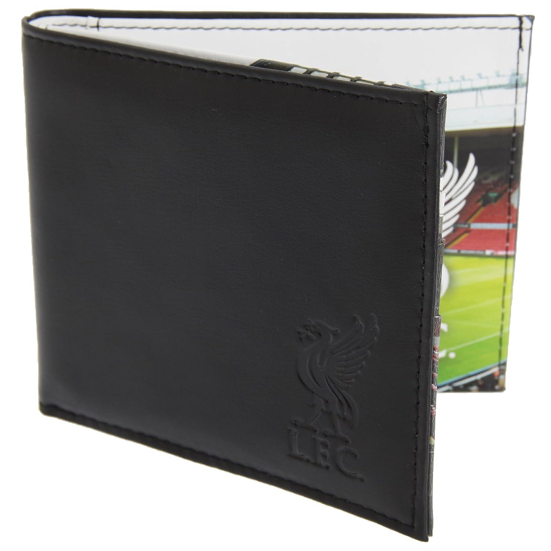 Amazon.com: Liverpool FC – Cartera de piel para hombre ...