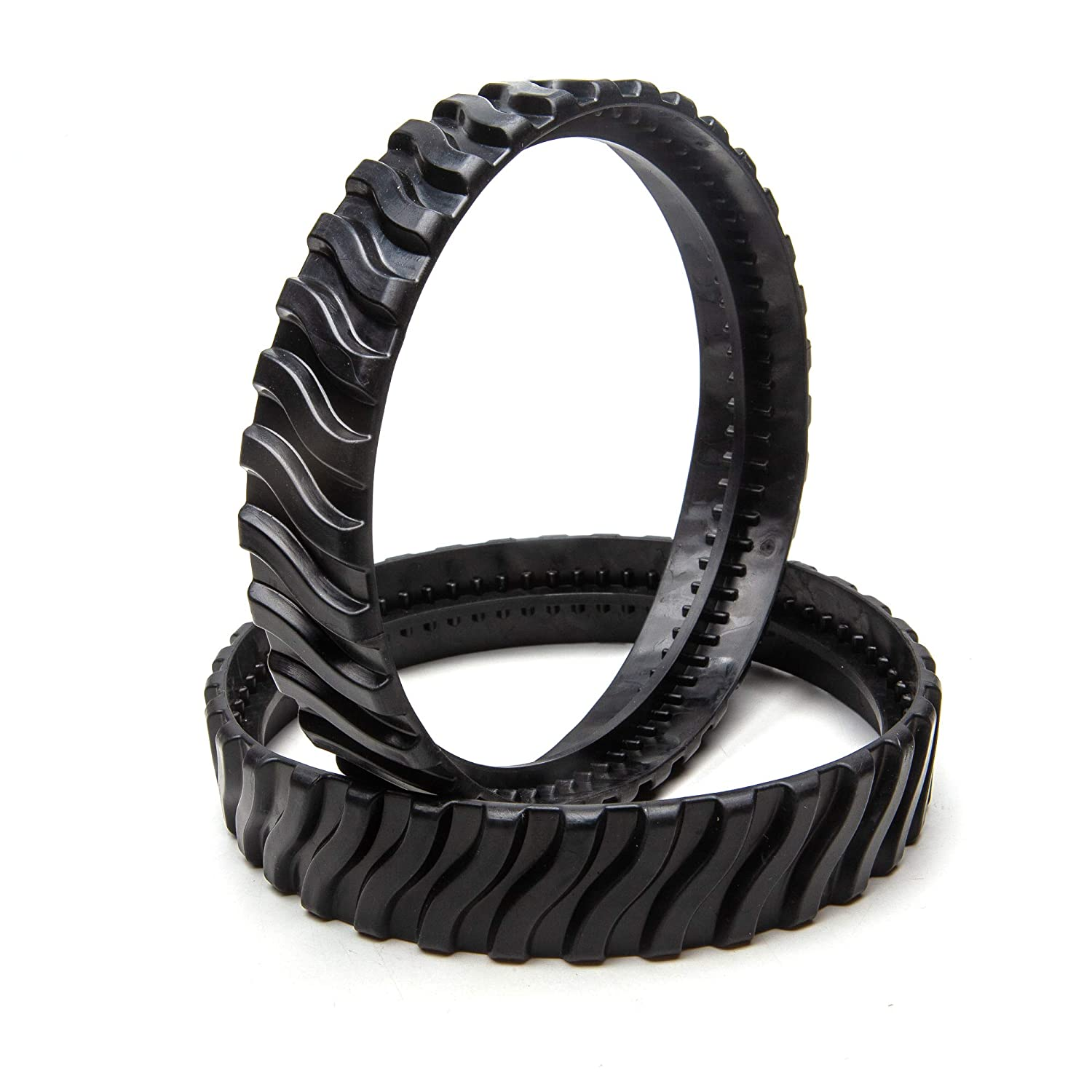 ATIE Pool Cleaner Track Replacement Fits Zodiac MX8 Elite, MX6 Elite, MX8, Mx6 Pool Cleaner Tire Track R0526100 (2 Pack)