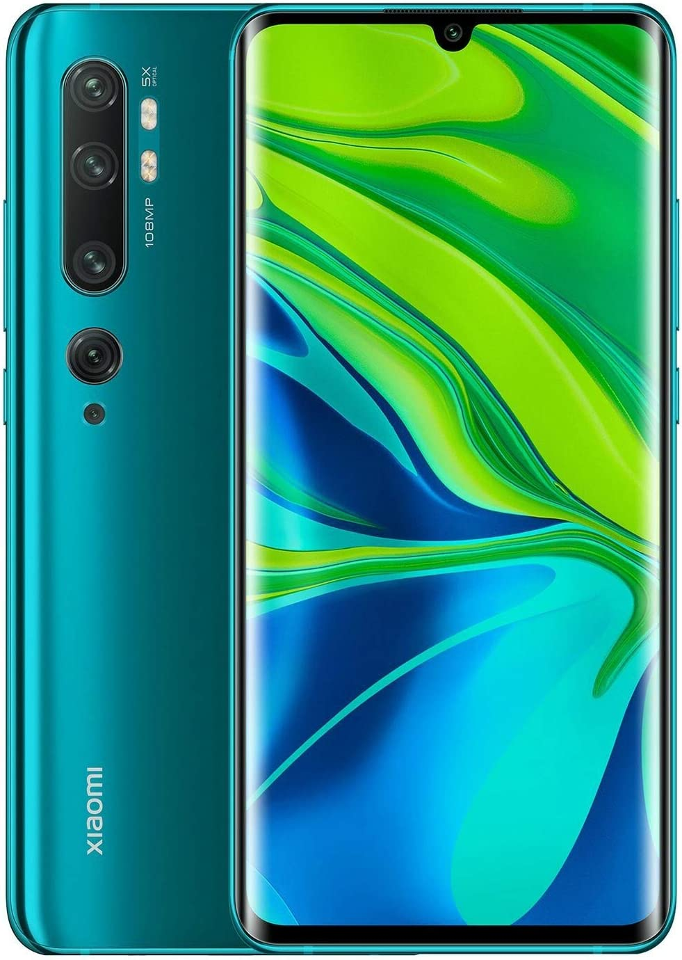 Xiaomi Mi Note 10 8GB RAM 256GB Doble SIM 108MP: Amazon.es ...