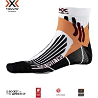 X-Socks Run Speed Two Socks, Unisex Adulto