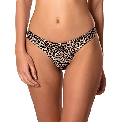 RELLECIGA Women's Cheeky Brazilian Cut Bikini Bottom: Clothing