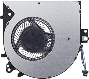 HK-PART Fan Replacement for HP Probook 450 G5 455 G5 Cooling Fan P/N L03854-001