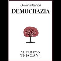 Democrazia (Alfabeto Treccani) (Italian Edition) book cover