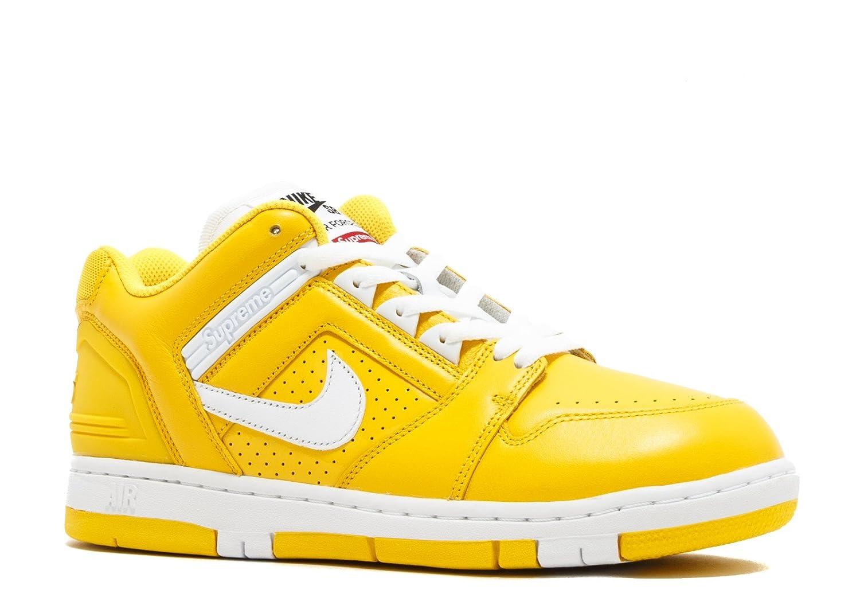 - Nike SB AF2 Low 'Supreme' - AA0871-313