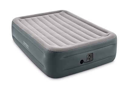 Amazon.com: Intex Dura-Beam Series - Cama hinchable con ...