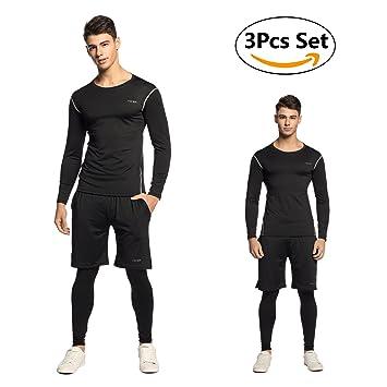 Niksa Mens Fitness Gym Clothing Set eb9399ca2