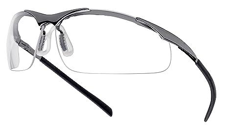 eda33fe9151 Bollé - Bolle Safety Glasses Contour Clear - Metal Frame - Safety ...
