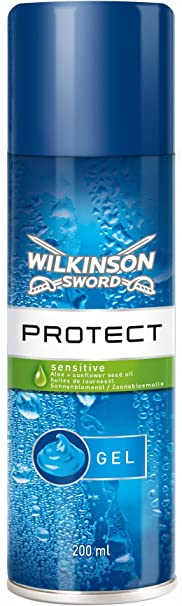 Wilkinson Sword Rasiergel Protect Sensitive Herren