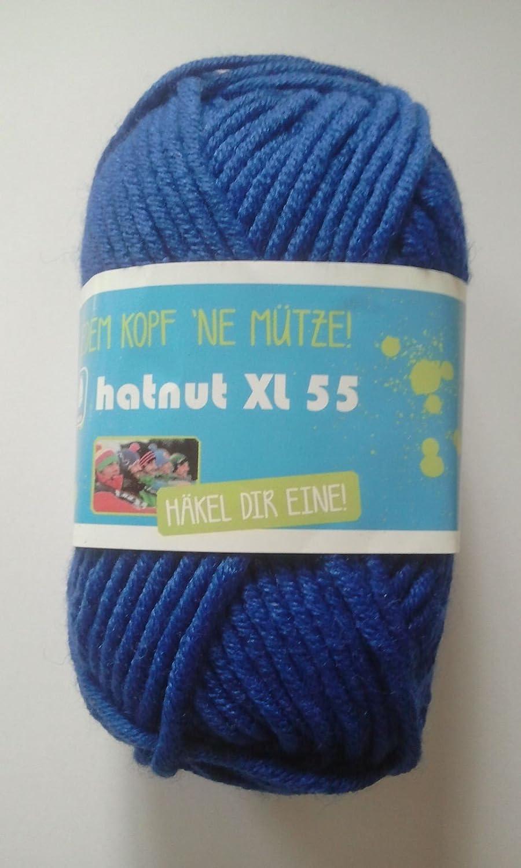 Hatnut XL 55 uni Farbe:02 natur