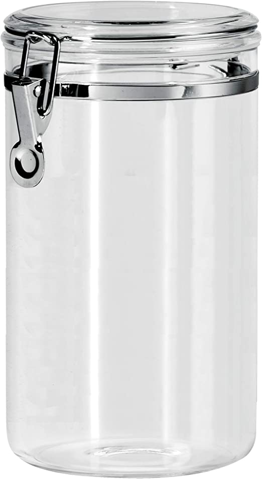 Oggi Food Storage Container, 72-Ounce, Clear
