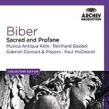 Collectors Edition: Biber: Sacred & Profane