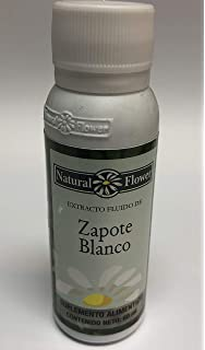 Zapote Blanco Extracto (60ml)