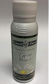 Zapote Blanco Extracto (60ml)