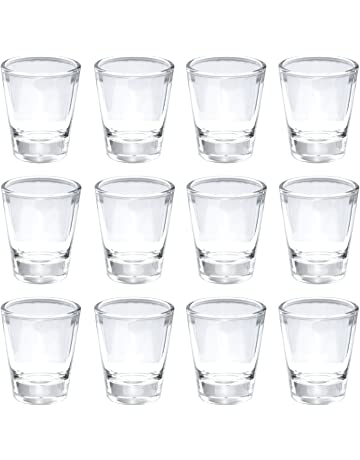 Amazoncom Shot Glasses Home Kitchen