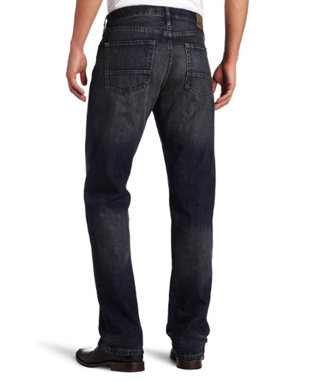 Nautica Mens Relaxed Fit Jean Pant