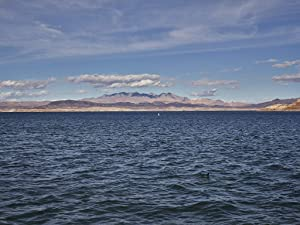 18 x 24 Ready to Hang Canvas Wrap of Ground-Level View of Lake Mead Created by The Construction of Nearby Hoover Dam which straddles The Arizona-Nevada Border u15 2018 Highsmith