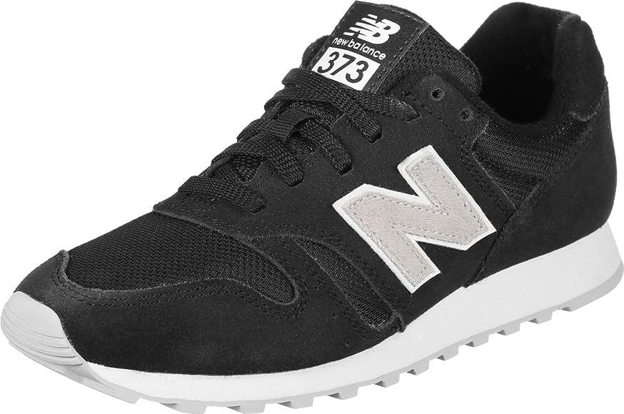 New Balance Wl373-mdd-b, Zapatillas para Mujer, Negro ...