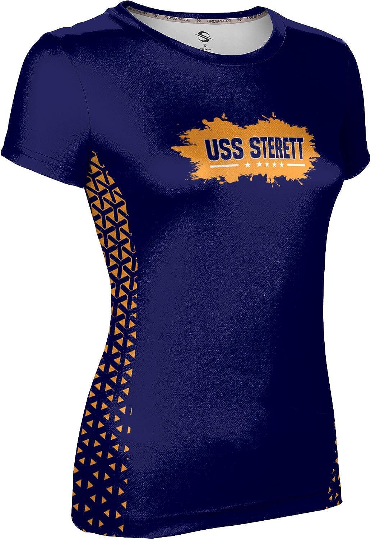 ProSphere Women's USS Sterett Military Geometric Tech Tee