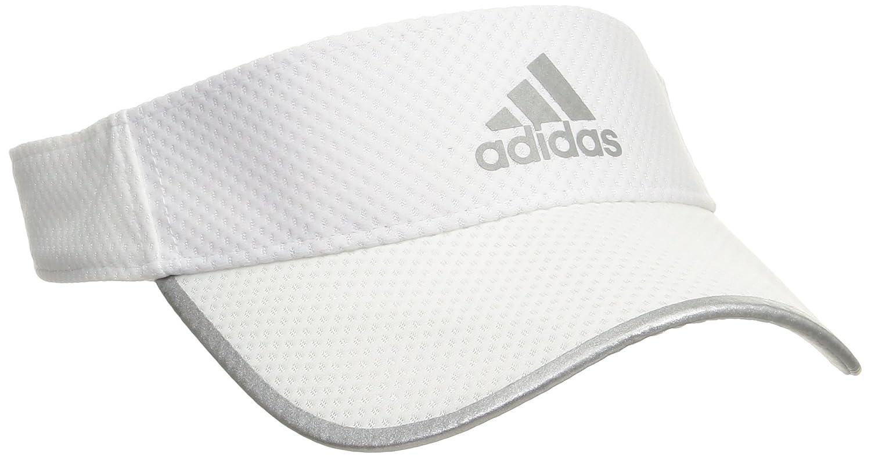 Adidas R96 CC Visor Hat, Unisex Adulto, White Reflective, OSFL CF5234