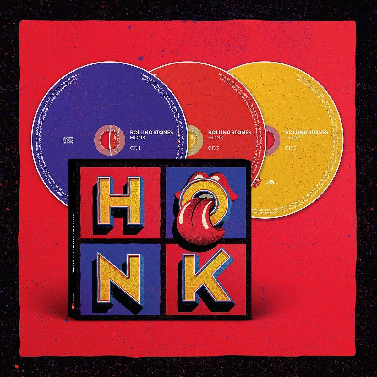HONK [3 CD]