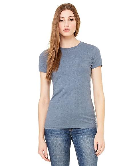 500779ac1 Amazon.com: Bella + Canvas Womens The Favorite T-Shirt (6004 ...