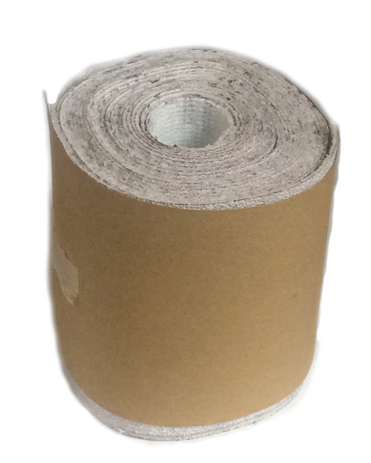 Sungold Abrasives 66843 Hook /& Loop Sanding Rolls for Karebac Line Profile Sanders 80 Grit Premium Plus Paper Stearated Aluminum Oxide 3-7//8 x 5 yd