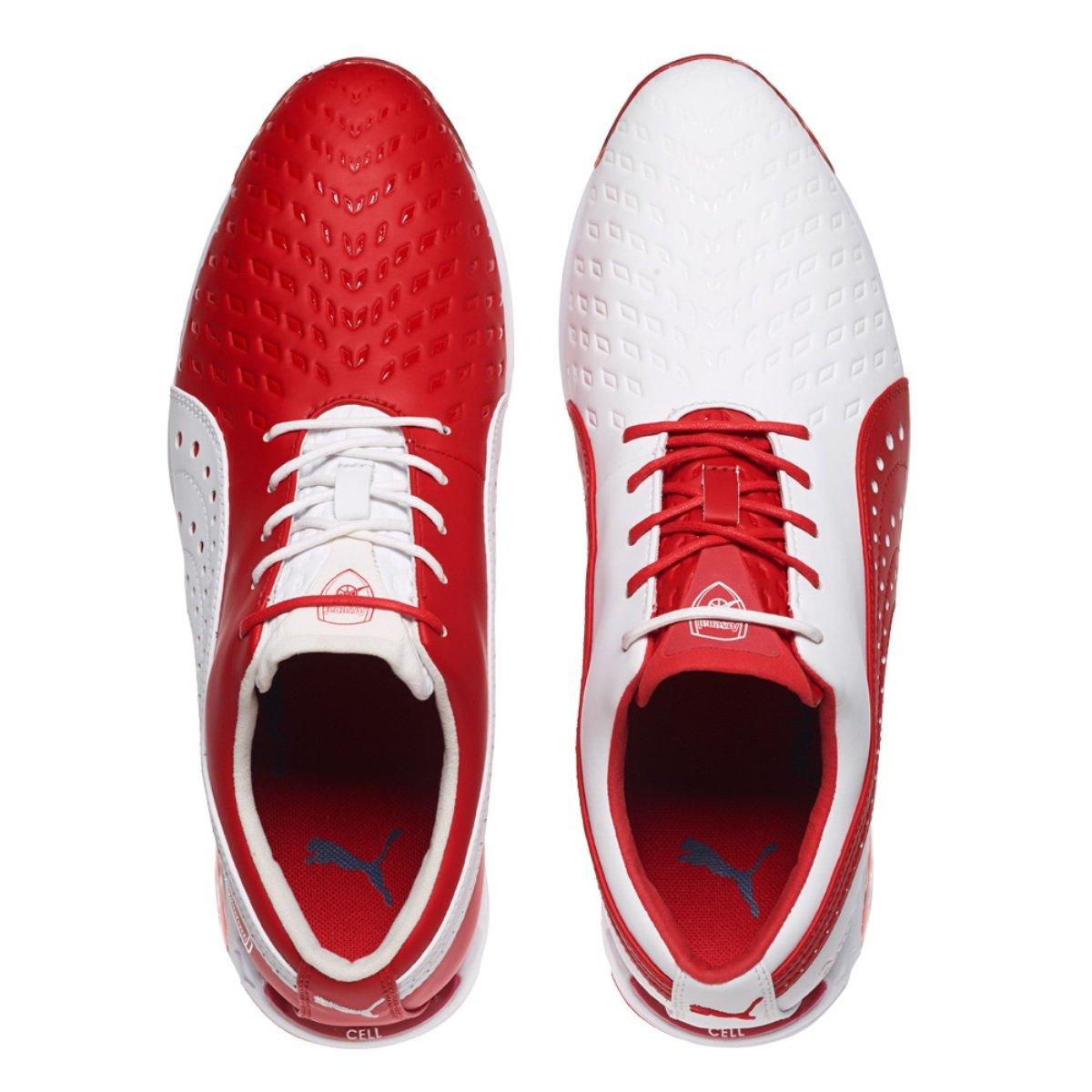 Puma Golf Neo Lux Edition Limitée Arsenal Chaussures de golf